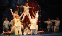 Akrobatik mit Spaß