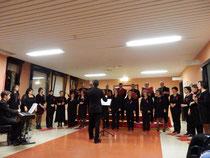 Il coro Humana Vox in concerto
