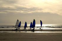 Char à Voile, Paddle, Kite-Surf, Kayak - Fort-Mahon Plage, cote Picarde, Baie de Somme www.giteslhelias.com