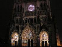 cathédrale Notre-Dame d'Amiens Somme Picardie photo de  www.gitesdumarquenterre.com