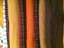Great wool textures, looks like autumn