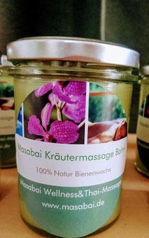 Masabai Kräutermassage Balm.