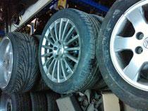 Reifen, Felgen, Alufelgen, gebrauchte Räder