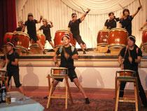 和太鼓「鼓夢座」女の子たち