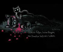 Illustrationen von Eden Lumaja