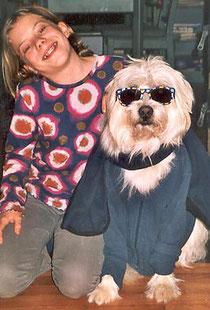 Kind und Hund Welpe Erziehung Geschenk Hundebuch
