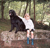 Hundeschule Welpe Kind Familienhund Elo Erziehung
