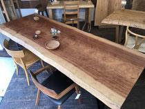 ボセ 一枚板 テーブル天板