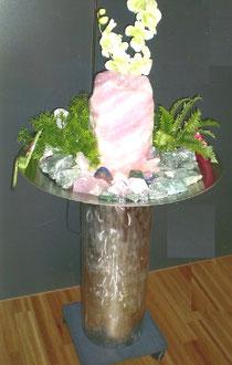 Rosenquarzbrunnen