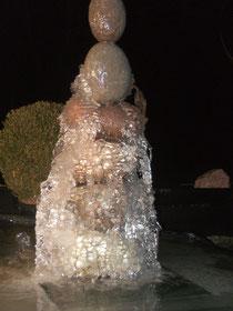 Eisbrunnen Mandli