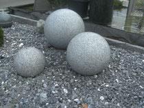 3 Granitkugel