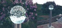 Glaskugellampe LED