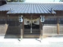 西御殿 住吉神社