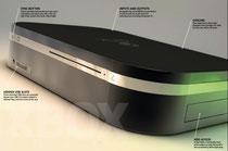 Fan-Fiktion: Sieht so die neue Xbox aus?