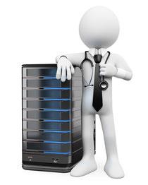 Datenschutz Ärztenetz