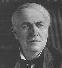 誰もが知る大発明家 トーマス・エジソン