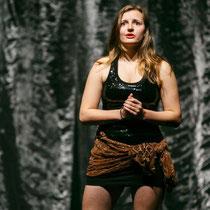 Marie-Luise Plekat Musical Manufaktur Jumu Berlin