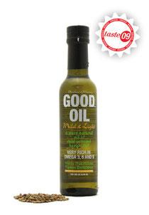 Good Oil kaltgepresstes Hanföl Mild & Light