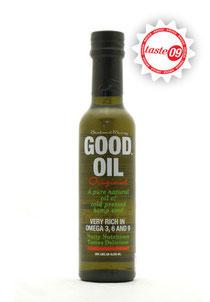 Good Oil kaltgepresstes Hanföl Original