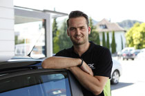 CSC Randolf Dunst, Car Detailer, Lackversiegelung