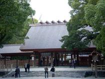 Atsuta Jingu Shrine