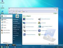 convierte tu windows xp en windows seven (solo de vista) no tiene niguna actualizacion ni te hace mas lenta ni mas rapida la pc solo cambia el tipo de ventanas y demas..