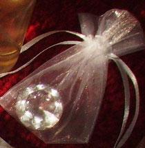 Persönlich geweihter Schwanenlichtkristall