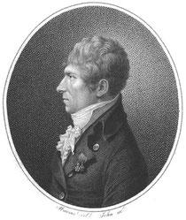Simon Molitor. Der Sonate Op. 7 beigefügt von Franz Tandler, 1806.
