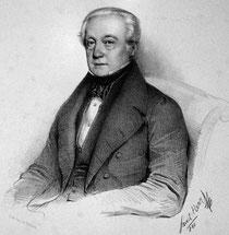 Raphael Georg Kiesewetter, 1847