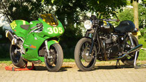 UKMotors, Uwe Kaiser, Motorradreparaturen und Umbauten