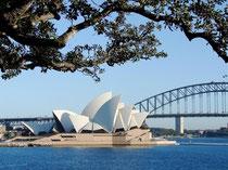 Sydney Opera House, A