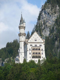 Castle Neuschwanstein, Germany