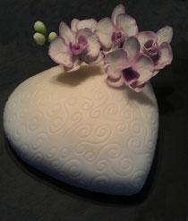 Torte Orchidee