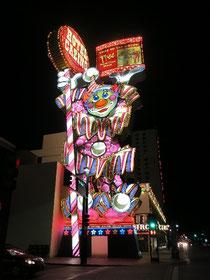Foto: Reklame in Reno, Nevada