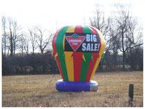 Advertisemant Balloons