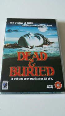 Dead & Buried dvd