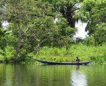 Warao delta orinoco