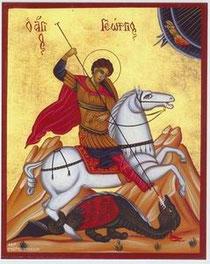 Saint Georges, le prince des Martyrs