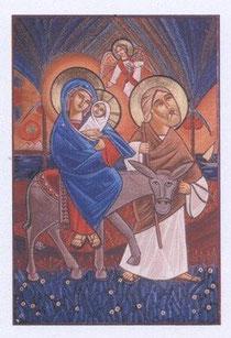 Sainte Famille en Egypte