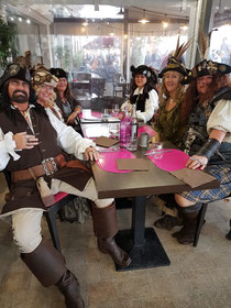 Eindrücke der Piratenbrut Coeln in La Ciotat