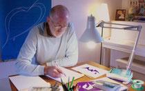 Jean Cadic est le créateur de la marque et son langage poétique et graphique