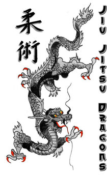 Jiu Jitsu Dragons im Zen-Ki-Budo