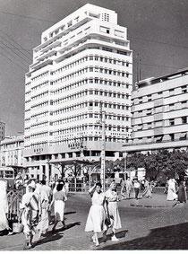 Casablanca en 1955.