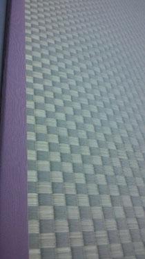 市松表(いちまつおもて)の畳