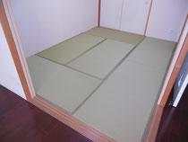 ☆7月8日の当ブログ紹介の畳☆納品の「画」