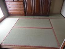 ★「床:とこ」から新しく『上』の畳おもて★