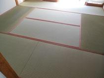 ★「上」の畳おもて&市松の模様の畳ヘリ★