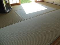 ★床(とこ)から新しく★★「上」の畳おもて