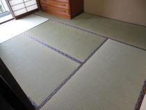★新畳・当店の「上」の畳おもて★