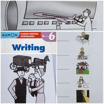 KUMON: Writing G6